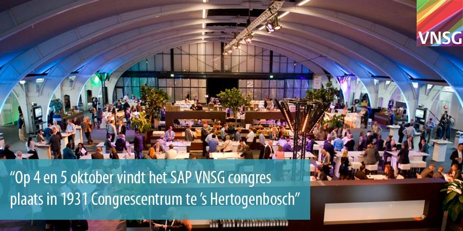 Op bezoek bij het VNSG congres
