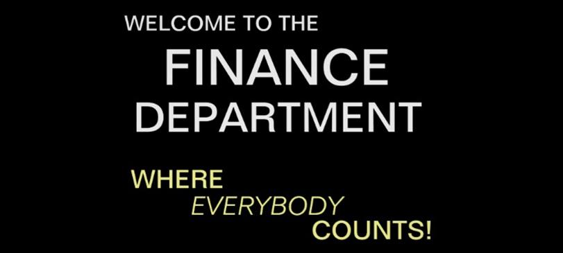 Een kijkje in de agenda van een Finance trainee