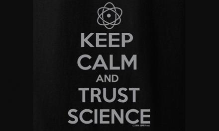 Vertrouwen in de wetenschap