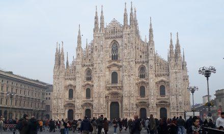 Ciao Milano! Kennis in de maak
