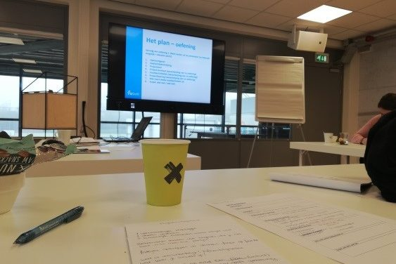 Training projectmanagement