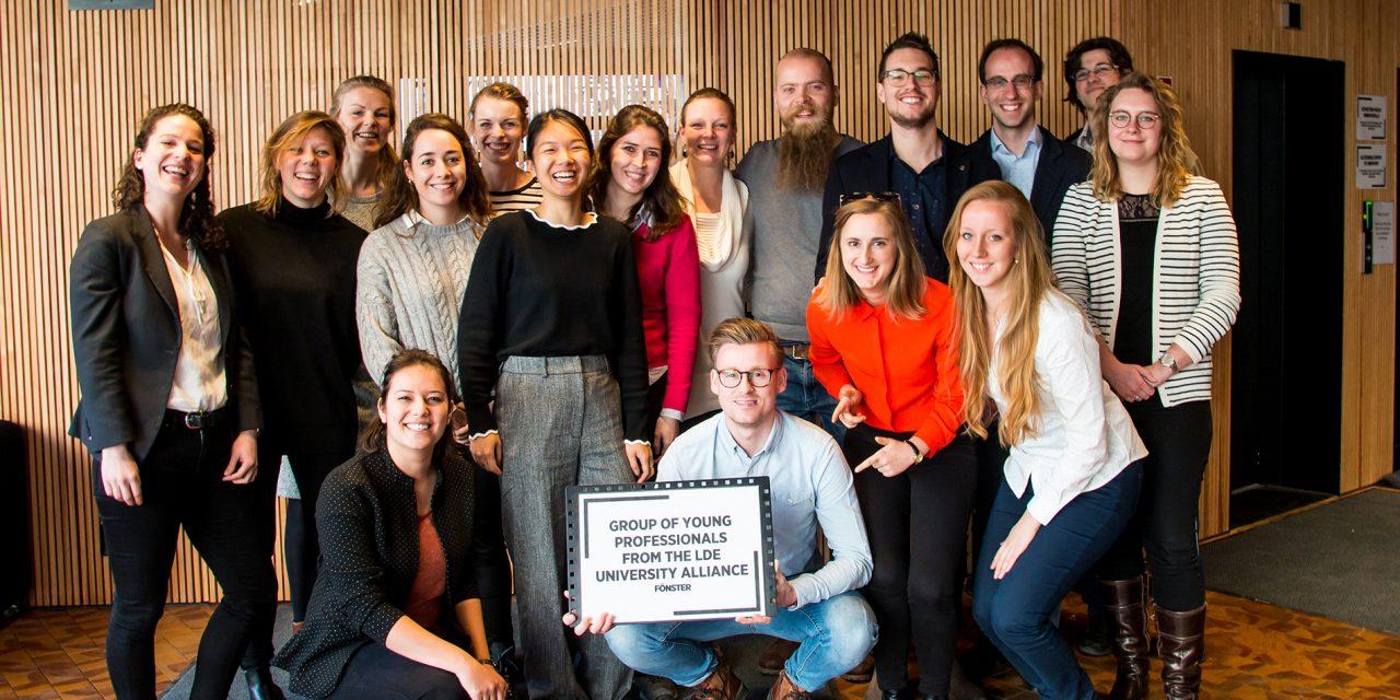 LDE-trainees ontdekken 'the civic university' in Finland